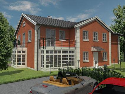 Neubau von 2 Wohnhäusern im Ostseebad Kühlungsborn